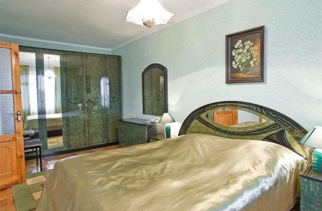 Одесса, отель Курортный