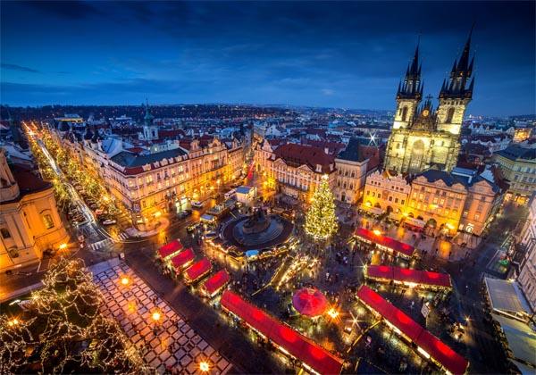 02 - Рождественская Прага