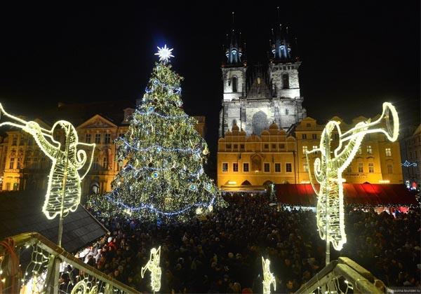 08 - Рождественская Прага