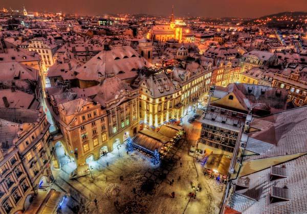 10 - Рождественская Прага