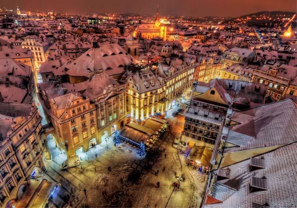 1 - Praga New