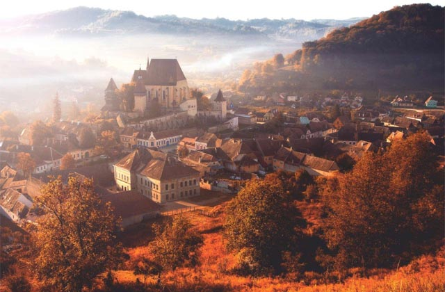 Отдых в Румынии