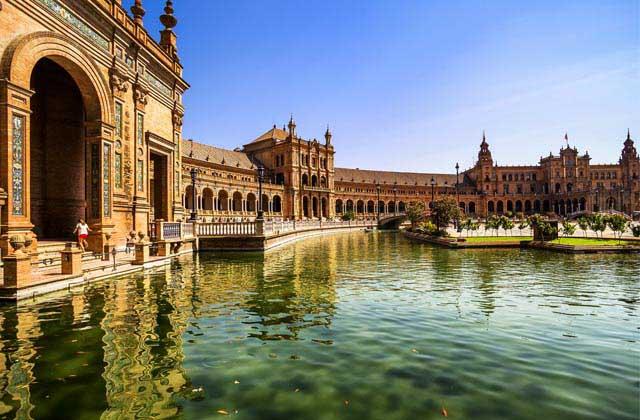Отдых в Испании