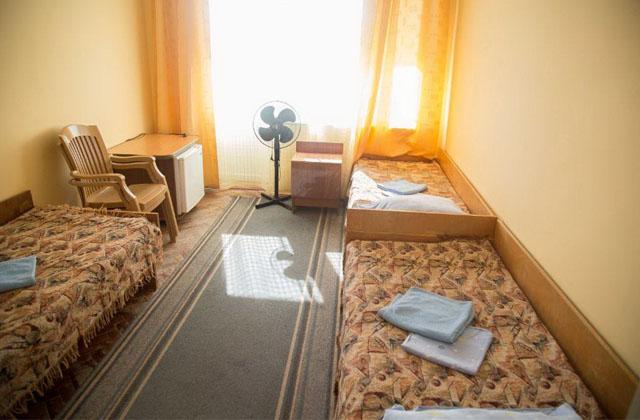 Курорт Коблево, отель Одесса