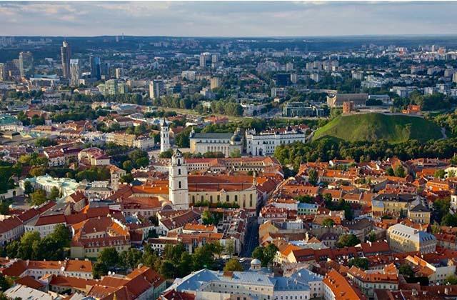 Вильнюс - Тракай