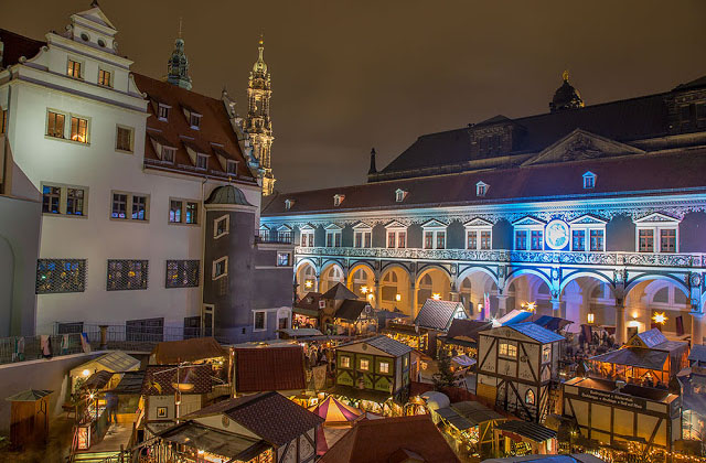 Christmas Market of Dresden, Germany 5