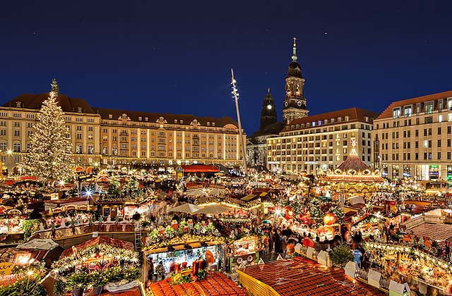 Christmas Market of Dresden, Germany 6