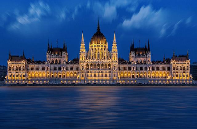 СПА-тур Венгрия