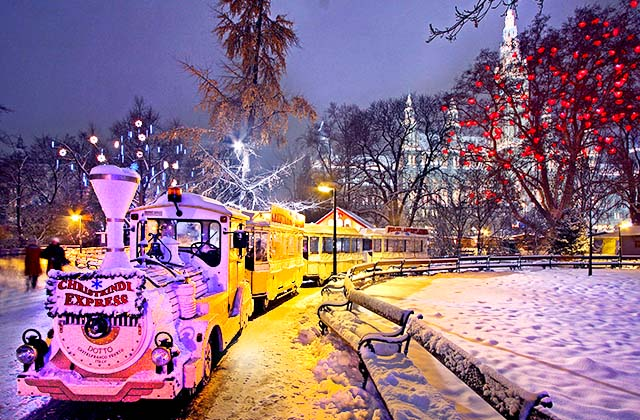 Вена и Прага