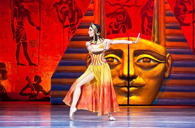 Балет - Клеопатра