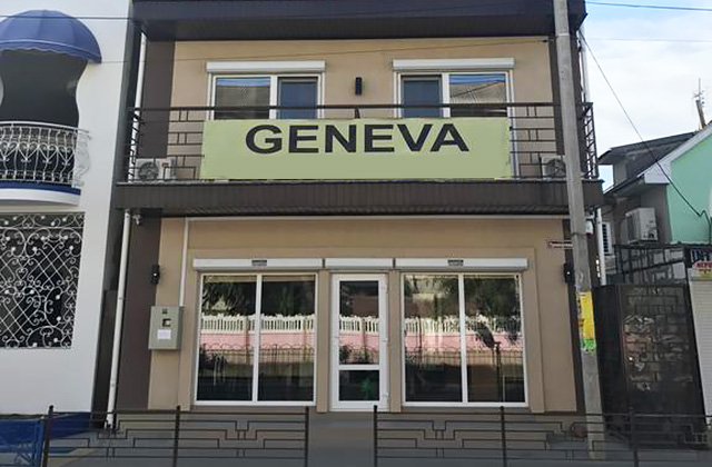 Затока, мини-отель Женева