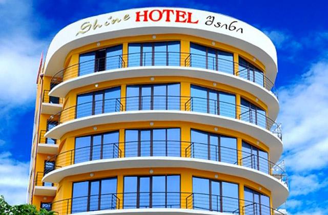 Грузия,  отель ШАЙН