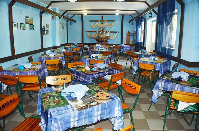 Курорт Железный порт, пансионат Адмирал