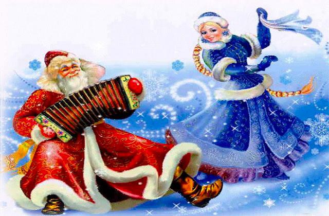 Новогодние праздники в «Шиннике»