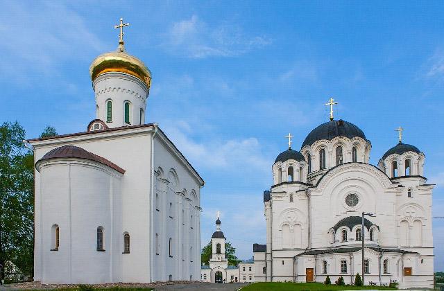 Спасо-Преображенская-церковь