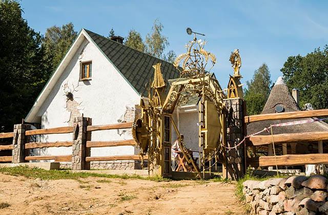 фэнтези-усадьба Литовка